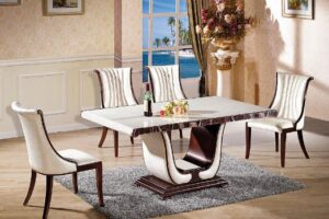 Marble Top Dinette