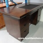 hy-1410 Wood Desk 140cm 599