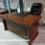 hy-MX-1614 Wood Desk 160cm 999