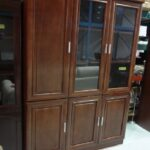 hy-MX-203 3 door Wood Cabinet 999