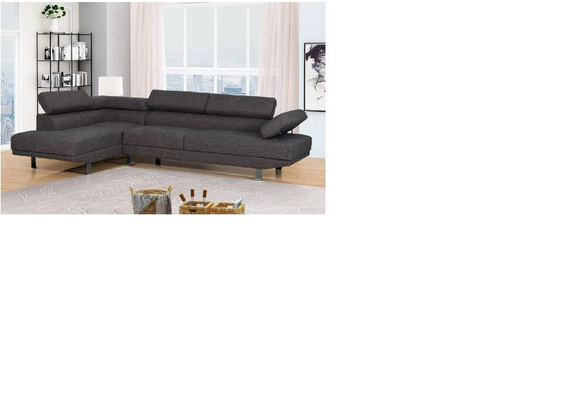 Designed Modern Sectional Fabric Sectional Sofa Set