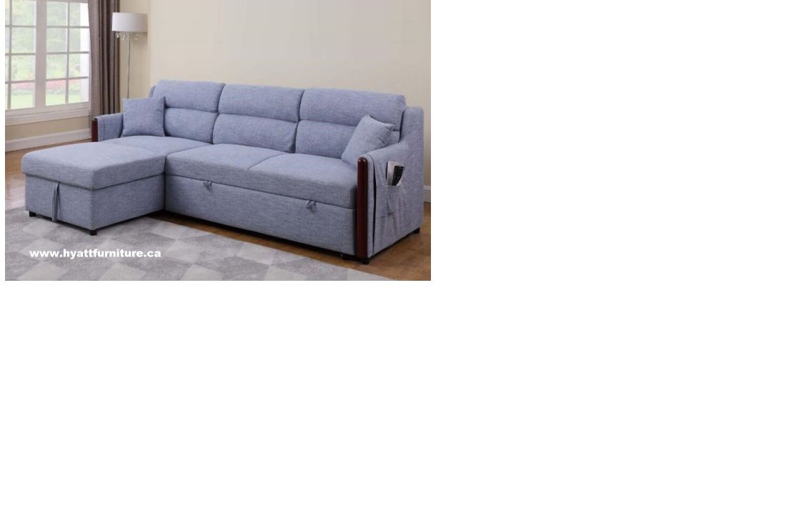 Beautiful Designed Sectional Sofa Bed