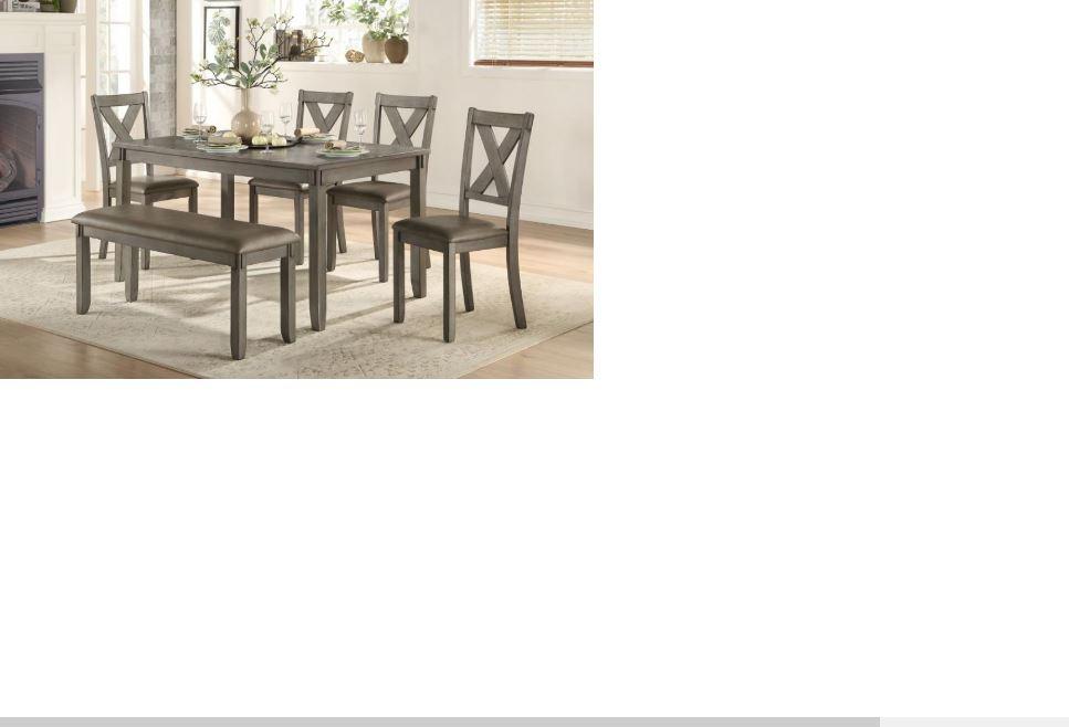 Solid wood Elegant Dinette Set