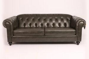 Leather Sofa - Custom
