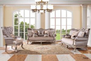 Living Room Set - Luxury