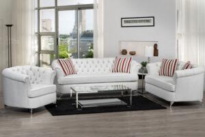 Fabric Sofa - Custom