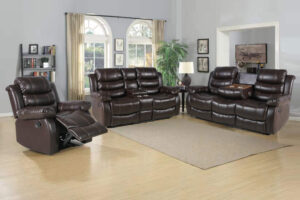 Recliner Sofa - Leather