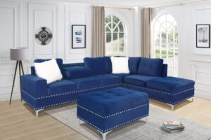 Sectional Sofa - Fabric