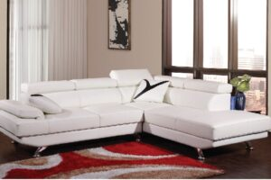 Sectional Sofa -Leather